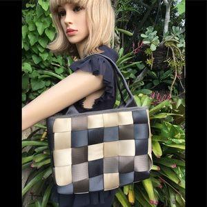 Handbags - SEATBELT BAG